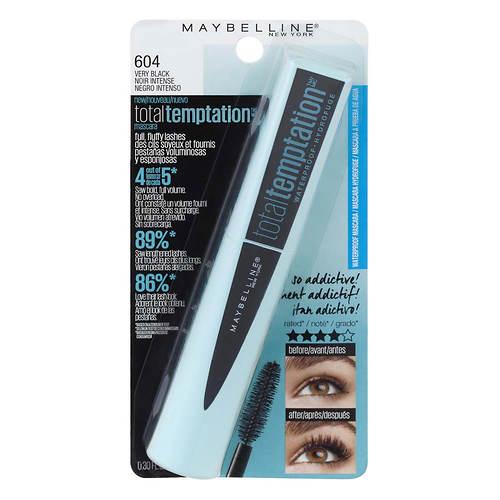 Maybelline Total Temptation Waterproof Mascara