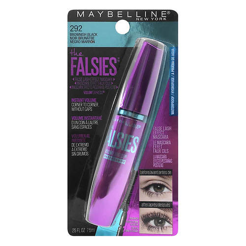 Maybelline Volum'Express The Falsies Waterproof Mascara