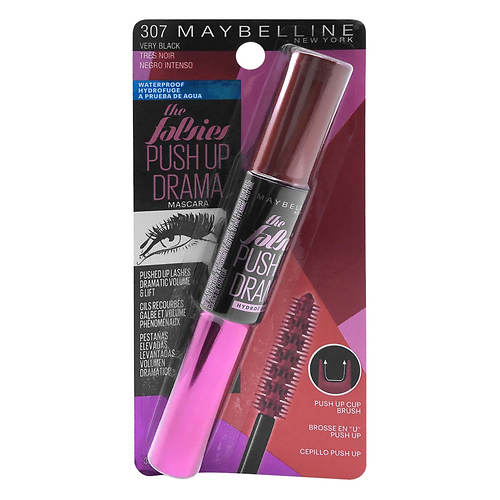 Maybelline Volum'Express The Falsies Push-Up Drama Waterproof Mascara