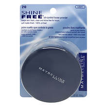 Maybelline Shine-Free Oil-Control Loose Powder