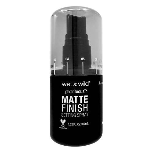 Wet N Wild Photo Focus Matte Finish Setting Spray
