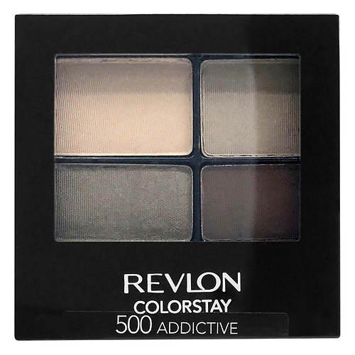 Revlon ColorStay 16-Hour Eyeshadow Quad