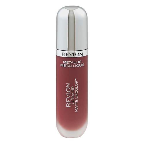 Revlon Ultra HD Metallic Matte Lip Color
