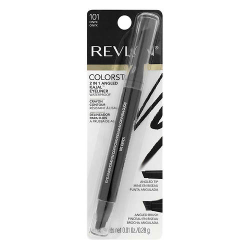 Revlon ColorStay 2-In-1 Angled Kajal Eyeliner