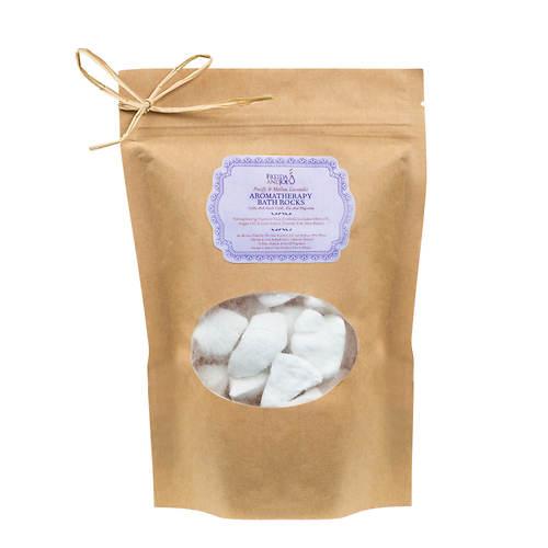 Freida and Joe Bath Bomb Rocks - Pacify & Mellow Lavender