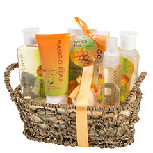 Freida and Joe Bath and Body Gift Set - Mango and Pear