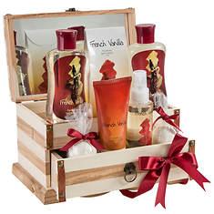 Freida and Joe Wooden Luxury Jewelry Box Gift Set
