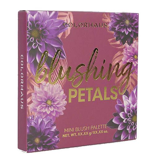 Colorhaus Blushing Petals - Mini Blush Palette