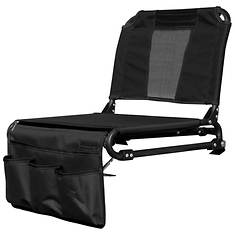 2-in-1 Bleacher Folding Chair