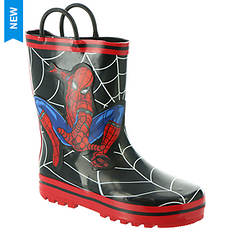 Marvel Spiderman Rain Boot SPF504 (Boys' Toddler)