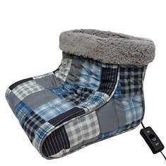 Micro Flannel Heated Foot Warmer