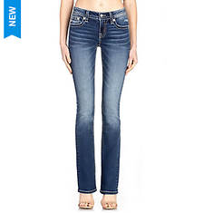 Miss Me M3643B Embellished Bootcut Jean