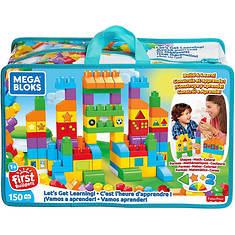 Mega Bloks Mega Building Basics Get Learning