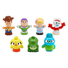 Fisher Price Toy Story 4 Figure 7-Pack