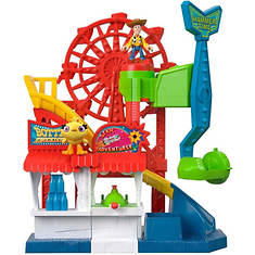 Fisher Price Toy Story 4 Carnival Playset