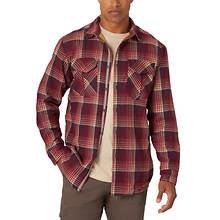 Wrangler Men's Thermal Lined Flannel