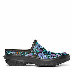 BOGS Patch Clog Vine Floral (Women's)
