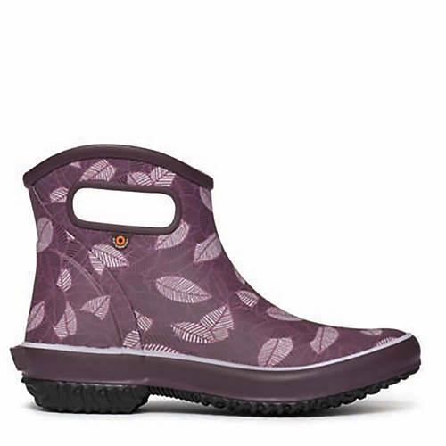 BOGS Patch Ankle Boot Vine Floral (Women's)