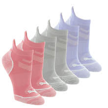 PUMA Women's P114711 Low Cut 6 Pack Socks