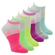 Skechers S115341 Low Cut 6 Pack Socks