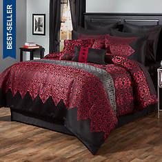 Kismet Jacquard 12-pc. Comforter Set