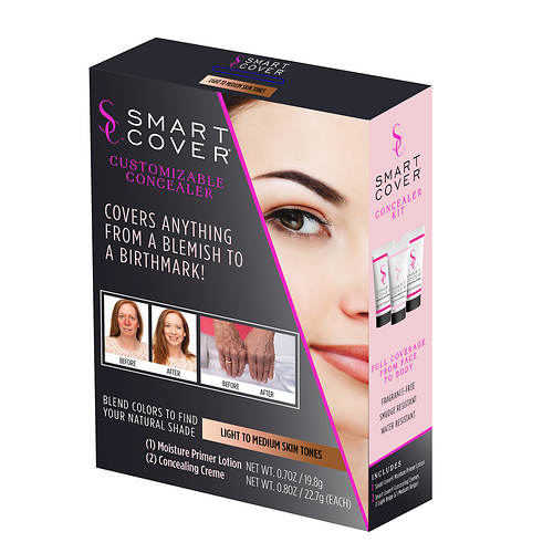 Smart Cover Customizable Concealer Kit