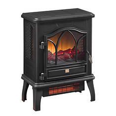Chimney Free Infrared Quartz Fireplace Stove