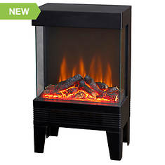 Lifesmart Infrared Clear Glass Stove Heater