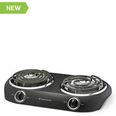 Toastmaster Double Burner