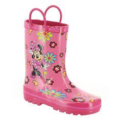 Disney Minnie Mouse Rainboot CH87313C (Girls' Toddler)
