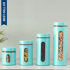 4-Pc. Canister Set