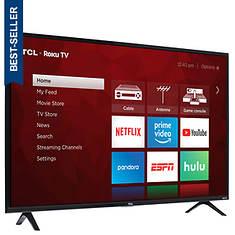 "TCL 50""-Class 2160p 4K HDTV"