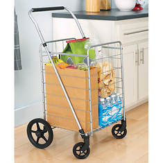 Whitmor Adjustable Utility Cart