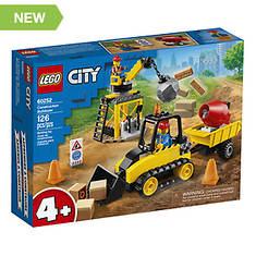 LEGO® City Construction Bulldozer 126-pc. Building Set