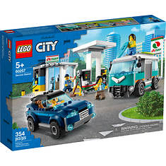 LEGO® City Nitro Wheels Service Station 354pc