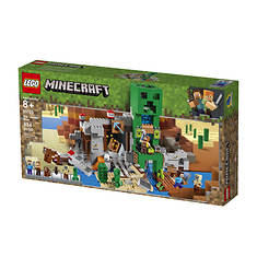 LEGO® Minecraft The Creeper Mine 834pc