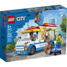 LEGO® City Great Vehicles Ice-Cream Truck 200pc