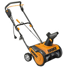 """Worx 18"""" Corded Electric Snow Thrower"""