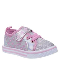 Laura Ashley Sneaker Canvas LA86071N (Girls' Infant-Toddler)