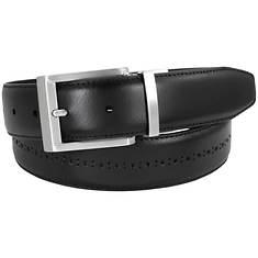 Stacy Adams Men's Randolph 34mm Cut-To-Fit Belt