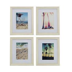 "4-Piece 8""x10"" Frame Set"