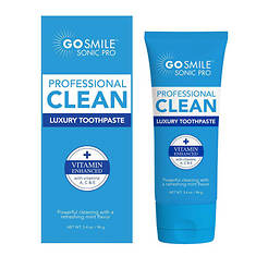 GO SMILE Luxury Toothpaste
