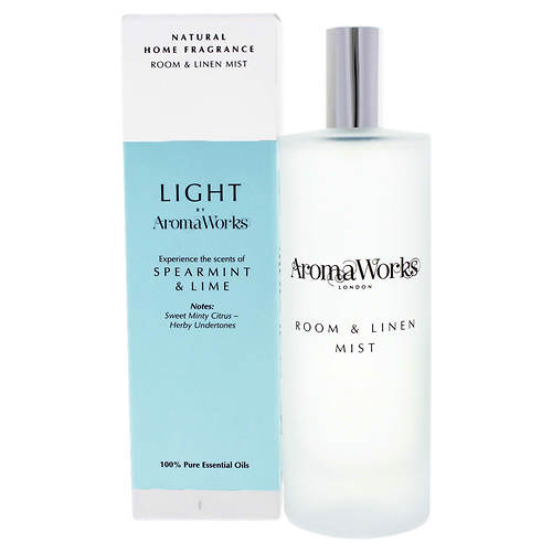 Aroma Works Aromaworks Light Room and Linen Mist