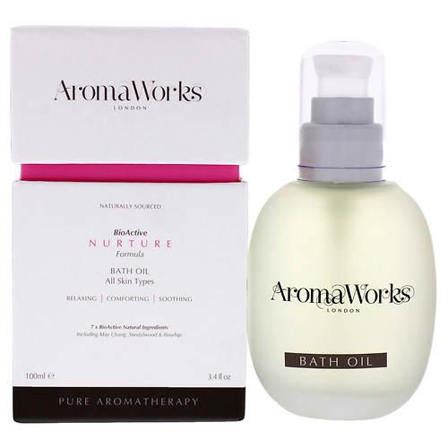 Aroma Works Nurture Bath Oil