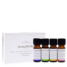 Aroma Works The Signature Oil Range Set