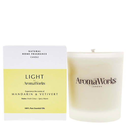 Aroma Works Aromaworks Light Candle
