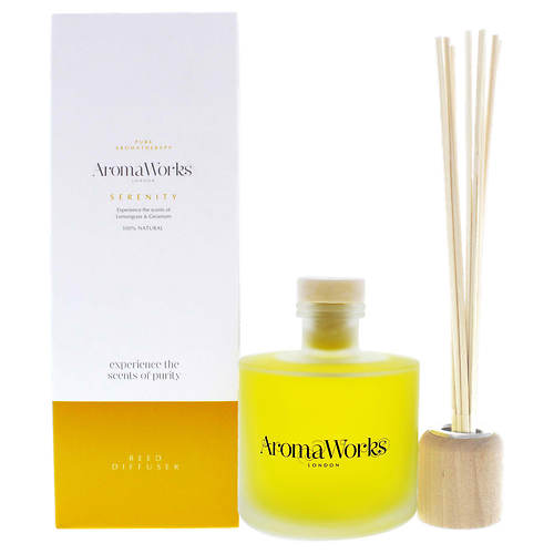 Aroma Works Serenity Reed Diffuser