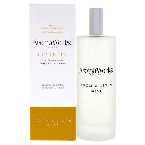Aroma Works Serenity Room & Linen Mist