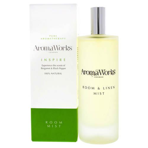 Aroma Works Inspire Room & Linen Mist