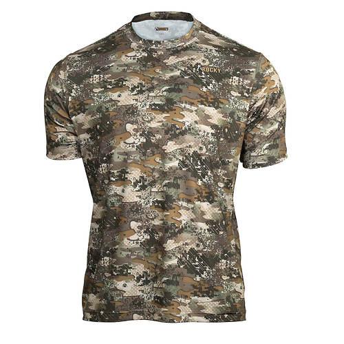 Rocky Men's Short Sleeve Shirt